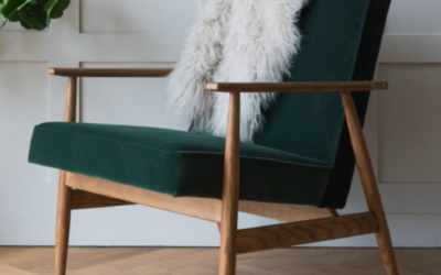 Design Edit: Velvet Armchairs